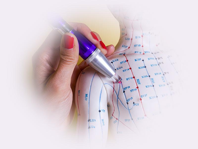 Trattamenti cromopuntura